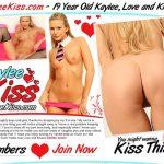 Kayleekiss.com Free Premium Accounts