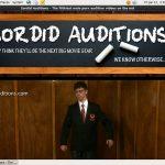 Password Free Sordid Auditions
