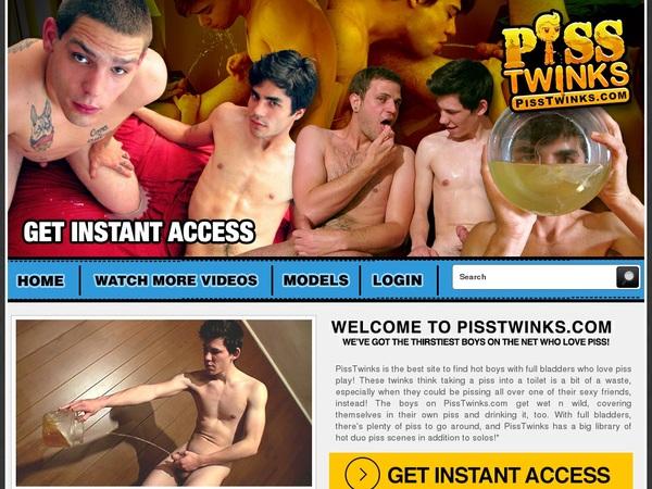 Pisstwinks.com Sofort-Zugang