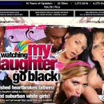 Watching My Daughter Go Black Account Gratis