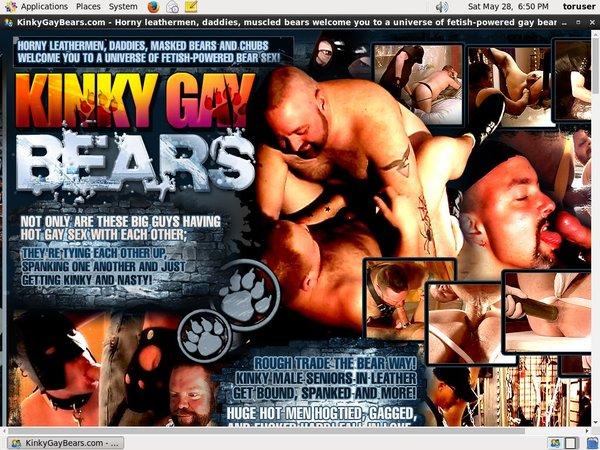 Free Acc For Kinkygaybears