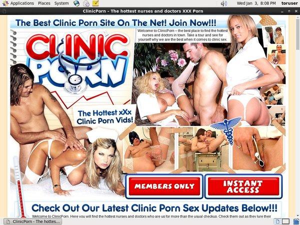 Free Login Clinic Porn