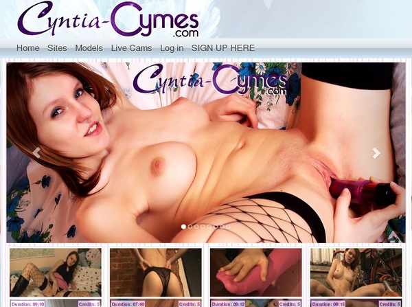 How To Get Free Cyntiacymes Accounts