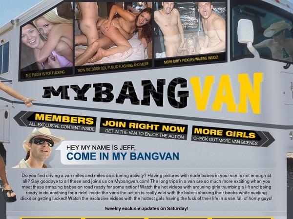My Bang Van Paypal