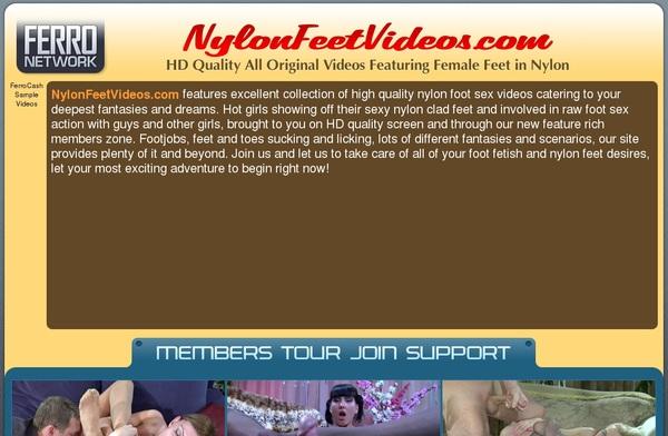 Nylon Feet Videos Hacked Account