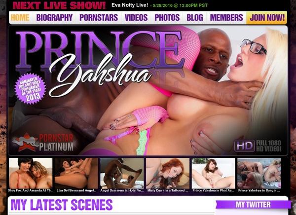 Princeyahshua Site Discount
