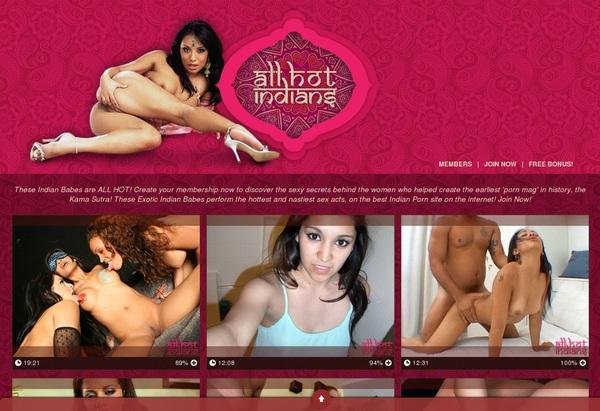 Allhotindians.com Porn Password