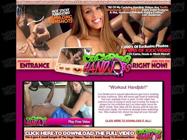 Cockringhandjobs.com Get Discount