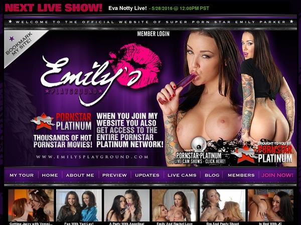 Emilysplayground.com Parola D'ordine Gratuito