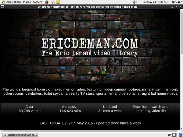 Ericdeman Join With ClickandBuy