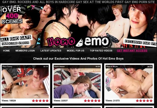 Homo Emo Premium