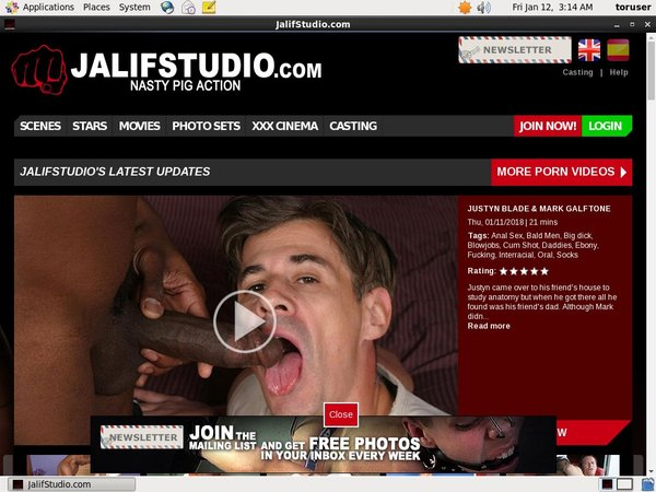 Jalif Studio Epoch