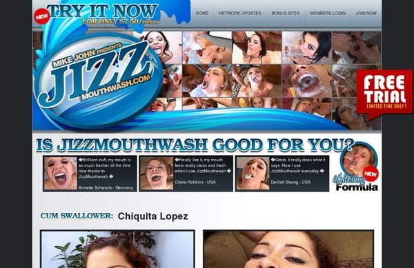 Passwords For Jizzmouthwash