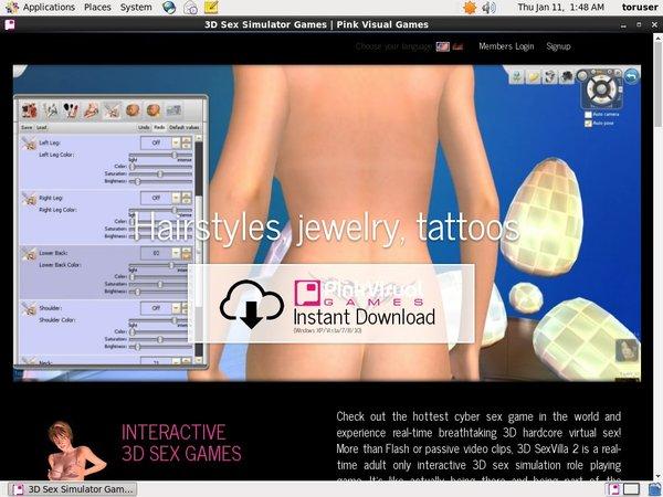 Pinkvisualgames.com Get Access