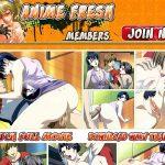 Account Animefresh.com Free