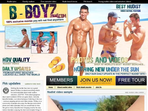 Account B-boyz