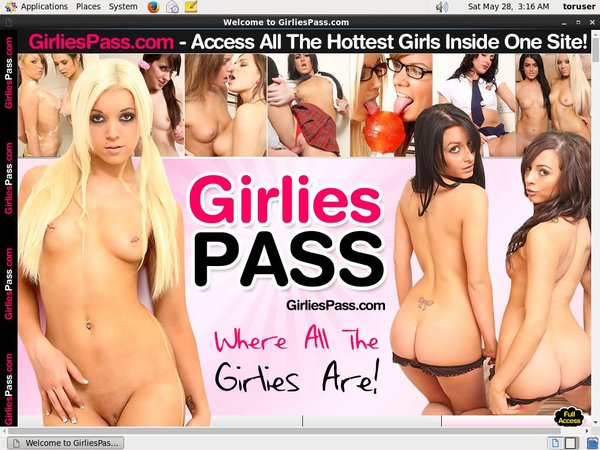 Girlies Pass Day Trial