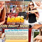 Hairy-arms.com Premium Acc