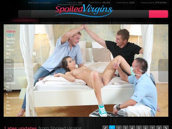 Spoiledvirgins.com Price