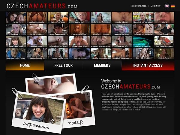 Czechamateurs.com Clips