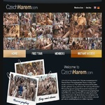 Czechharem With Discover Card