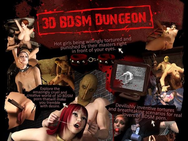 Free 3D BDSM Dungeon Premium Account