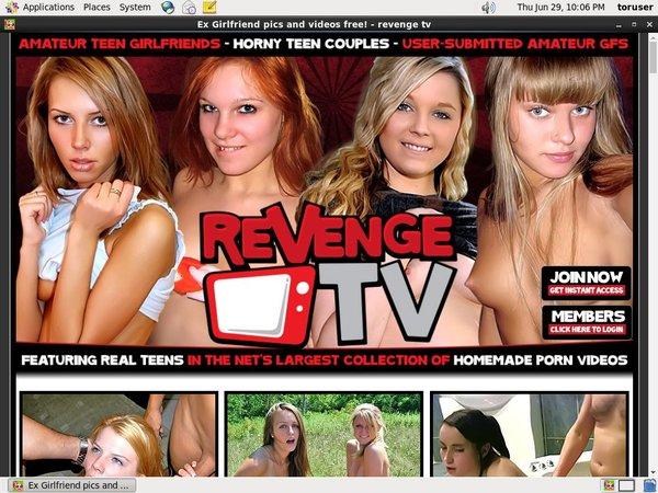 Get Revengetv Password