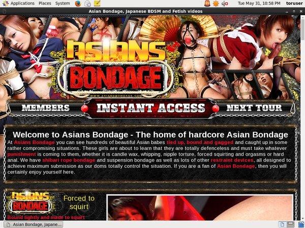 Gratis Asiansbondage.com