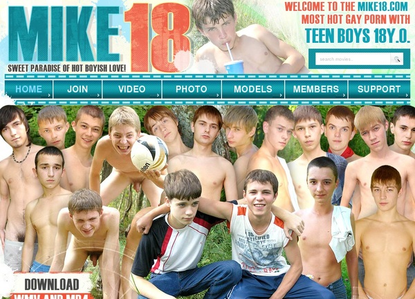 Mike18 Videos Free