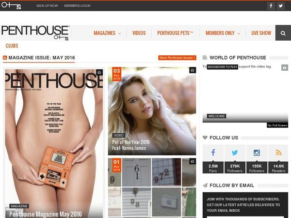 Penthouse.com Cc Bill