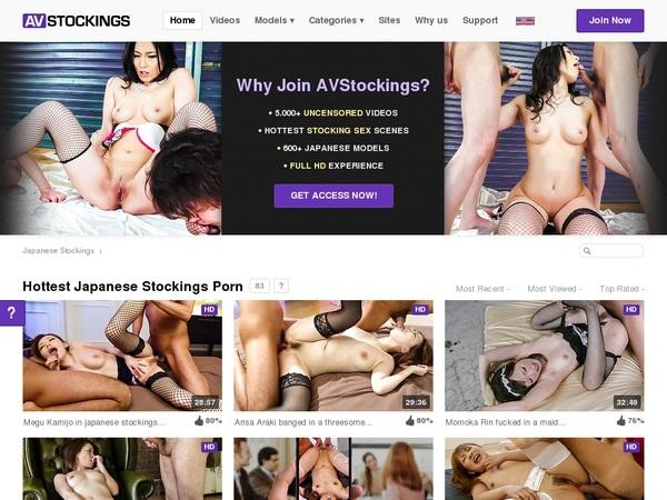 AV Stockings Purchase