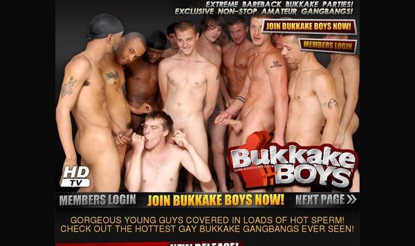Account On Bukkakeboys.com