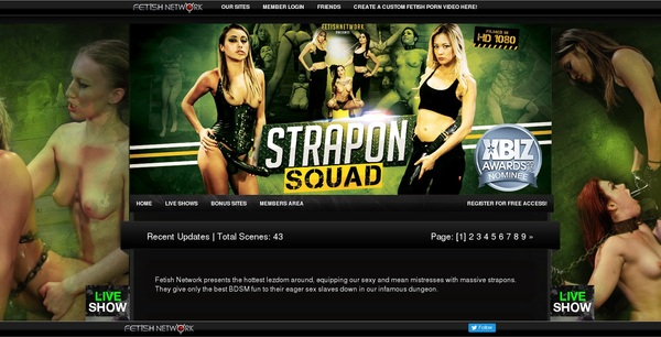 Fre Straponsquad Login And Password