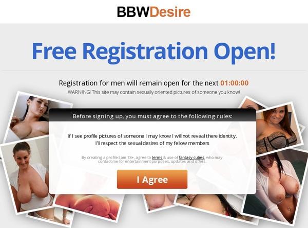 Free Acc For Bbwdesire