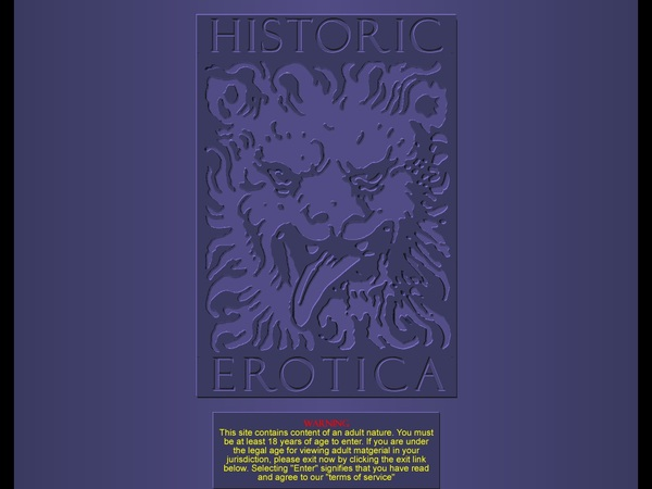 Historicerotica Premium Password