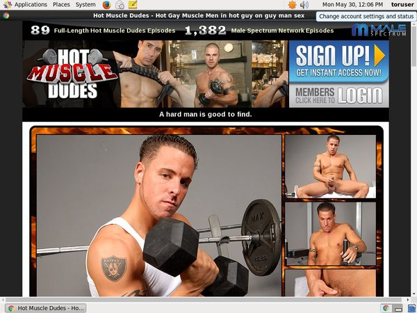 Hotmuscledudes Join With Phone