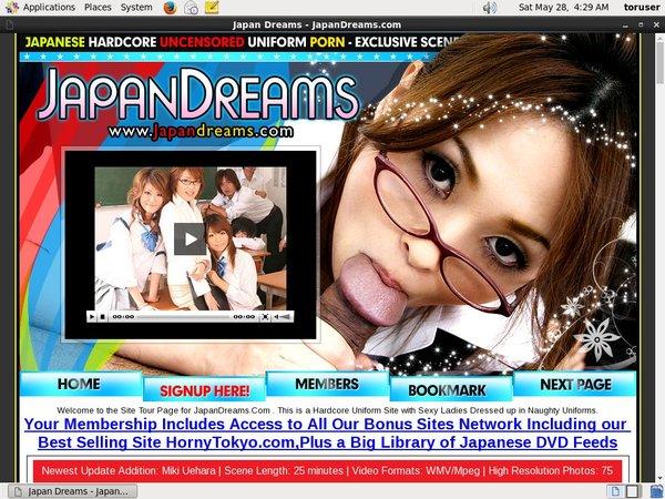 Japandreams Pass Premium