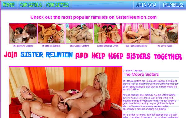 Password To Sisterreunion.com