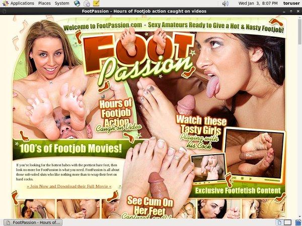 Premium Accounts Free Footpassion.com