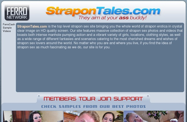 Strapontales Gift Card