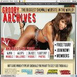 The Grooby Archives Access