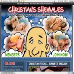 Free Christian's Shemales Account And Password