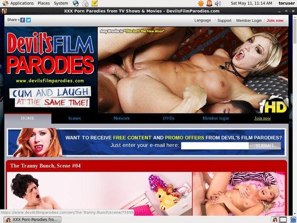 Free Devilsfilmparodies Hd Porn
