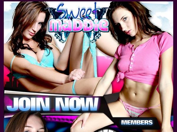 Sweet Maddie Free Pass