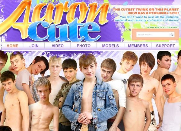 Aaron Cute Hd Free