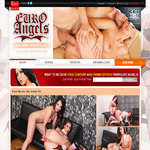 Euro-angels Sign Up Form