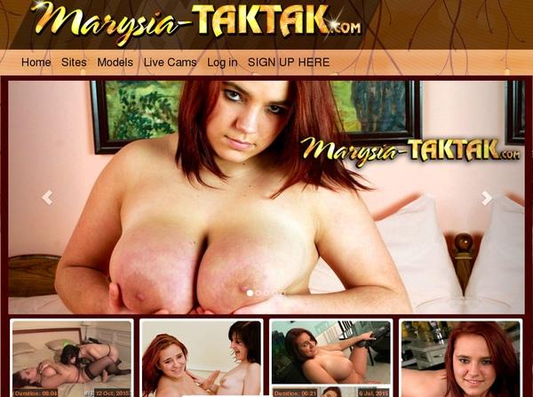 Free Marysia Taktak Acc