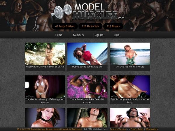 Modelmuscles Membership Discount
