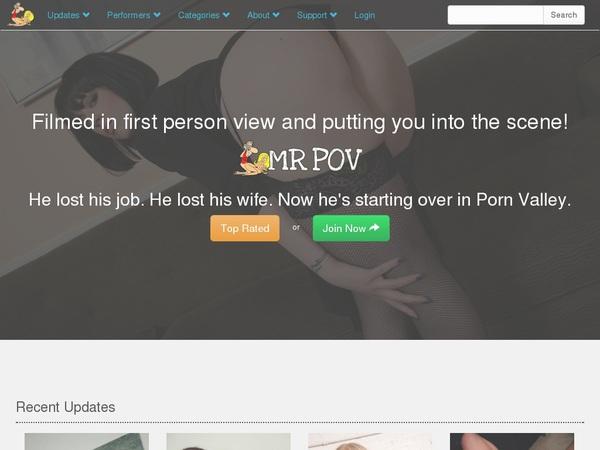 Mr Pov Id
