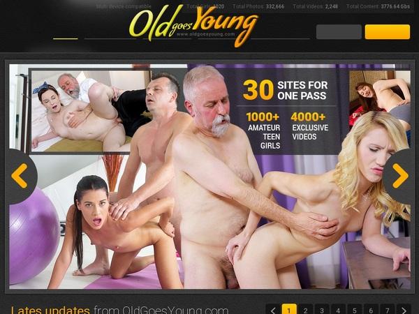 Old Goes Young Con Deposito Bancario